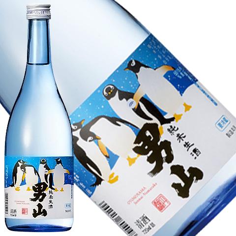 男山 純米生酒 720ml