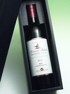 タケダワイナリー ブラッククイーン古木 2011 赤ワイン750ml箱入り