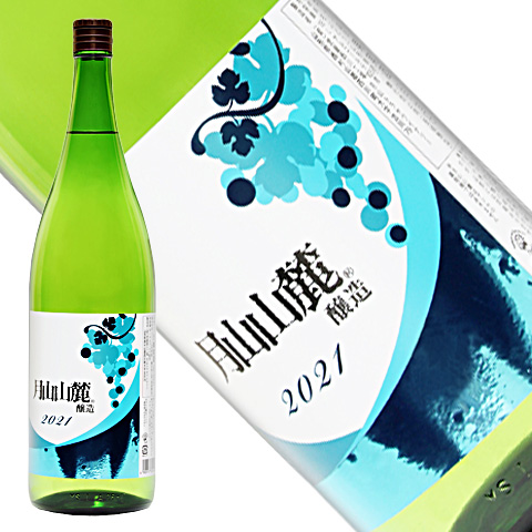 月山山麓 トラヤワイン ヌーボー 白 1800ml