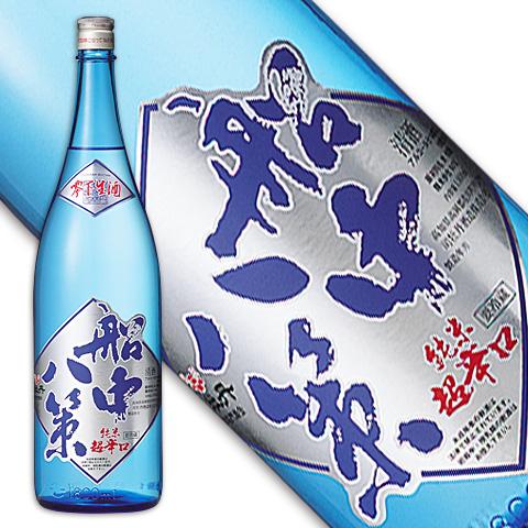 司牡丹 純米「船中八策」零下生酒 1800ml