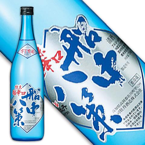 司牡丹 純米「船中八策」零下生酒 720ml