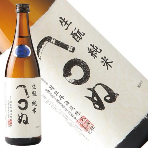 司牡丹 生もと純米かまわぬ生酒720