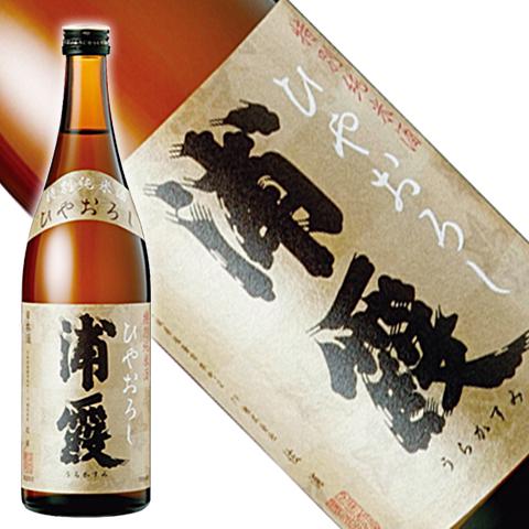 浦霞 ひやおろし特別純米