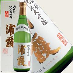 浦霞 山田錦純米大吟醸 三年古酒 720ml