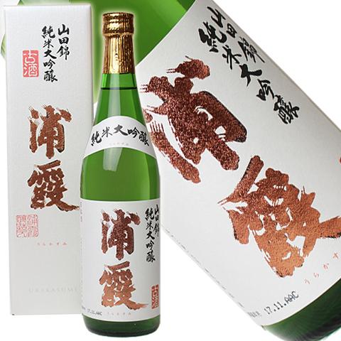 浦霞 純米大吟醸 山田錦 古酒 720ml