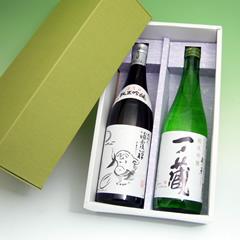 一ノ蔵&浦霞「宮城県の純米吟醸酒」セット