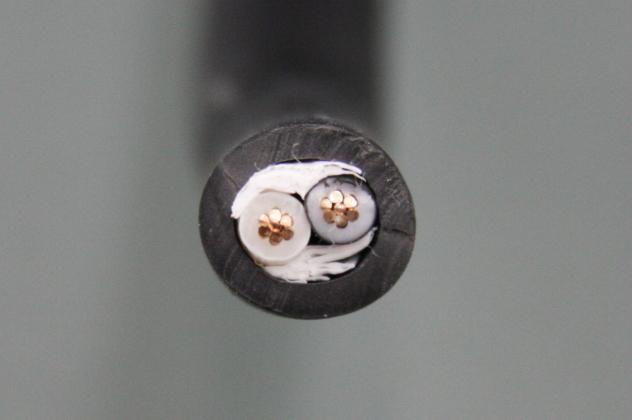 制御用絶縁ビニルシースケーブル 2.0mm2    2心 (CVV)