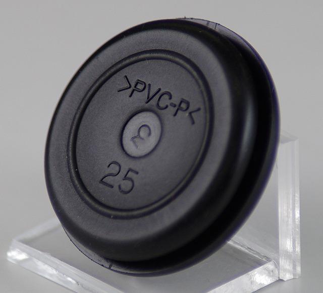 ゴムブッシング(25)   型番GB25 細田 第一種電気工事士技能試験練習用材料