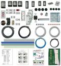 2020年度 【無駄なく練習】第一種電気工事士 技能試験セット 練習用材料