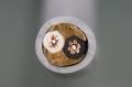 絶縁ビニルシースケーブル丸形 5.5mm2   2心 (VVR)