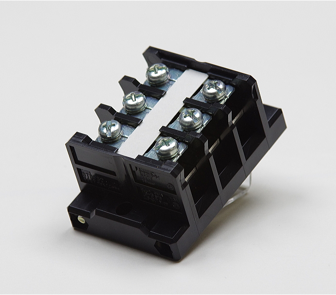 端子台 3P(大) BTBH50C3 IDEC 【電気工事士試験材料】
