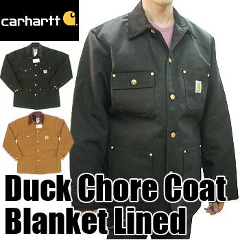 e4322e2677 Carhartt カーハート Duck Chore Coat カバーオール C01 -JOE-