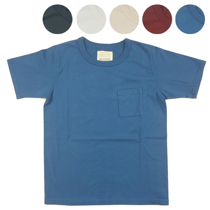 フルカウント ポケットTシャツ