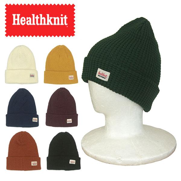 ヘルスニット 帽子