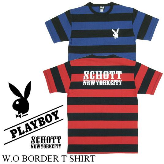 schott playboy Tシャツ