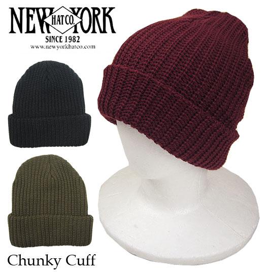 ニューヨークハット ニットキャップ