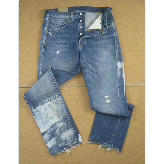 LEVIS VINTAGE CLOTHING リーバイス 501XX ヴィンテージ 1947年モデル REEF BREAK  47501-0183 【off price】 -JOE-