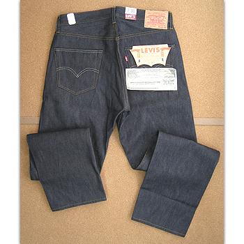 LEVIS VINTAGE CLOTHING リーバイス 501XX ヴィンテージ 1955年モデル リジッド 米国製 50155-0040 -JOE-