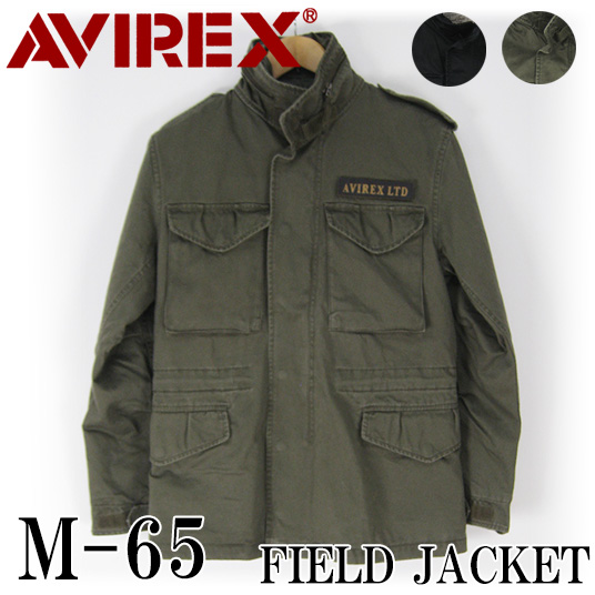 M-65 フィールドジャケット