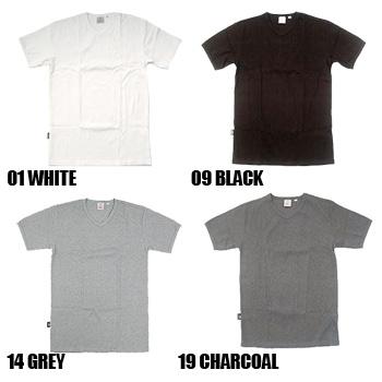 avirex デイリーVネックTシャツ