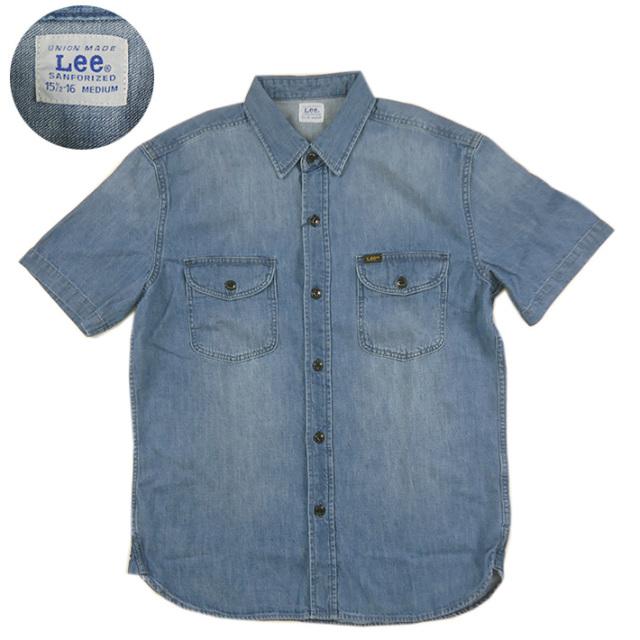 Lee デニムワークシャツ