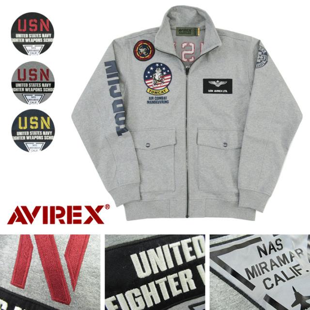 AVIREX トップガン ジャケット