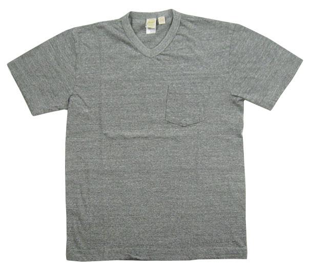 バーンズ 吊り編み Tシャツ