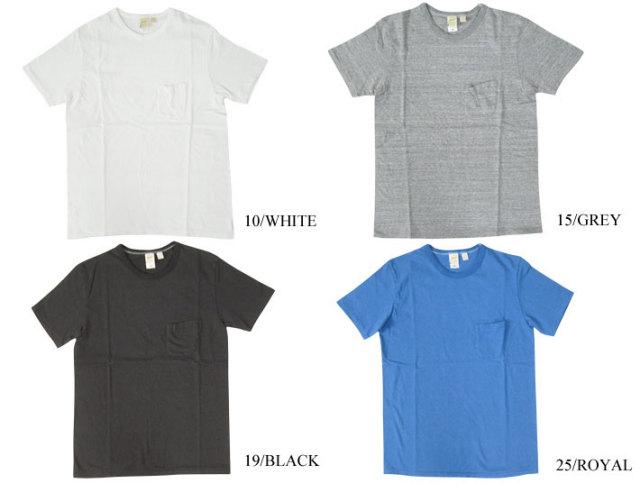 BARNS ポケットTシャツ