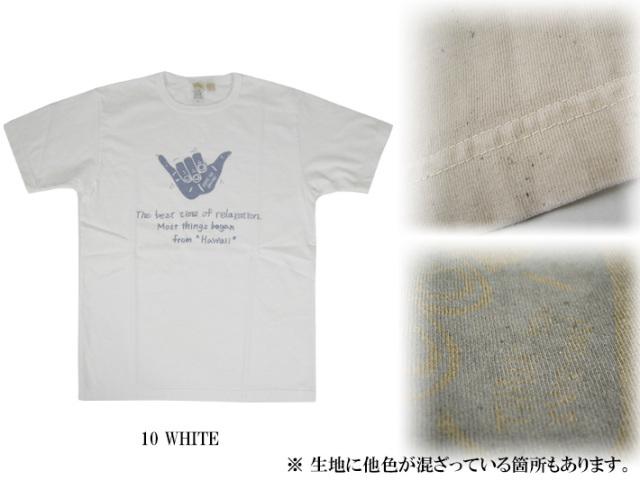 バーンズ サーフTシャツ