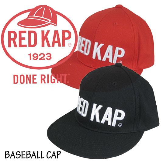 REDKAP ベースボールキャップ