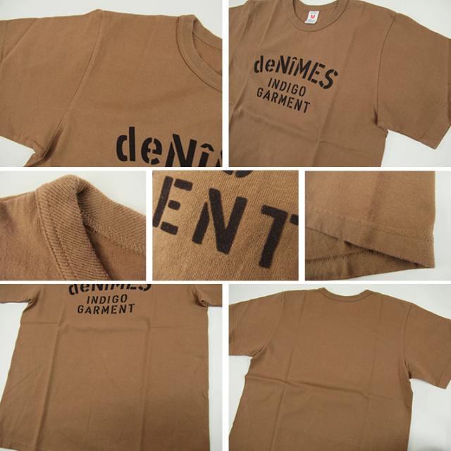 DENIME Tシャツ