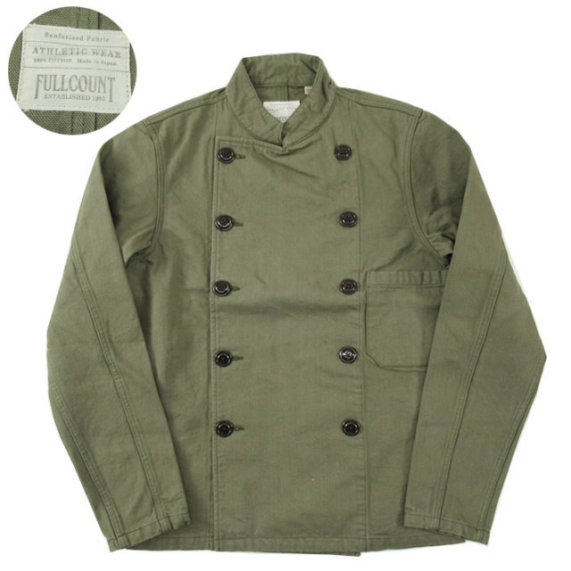 FULLCOUNT フルカウント ヘヴィーコットン コックジャケット 2975 -JOE-