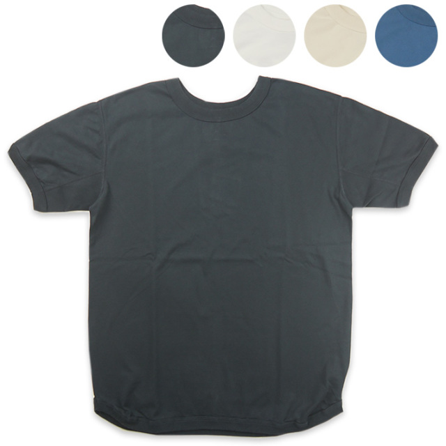 フルカウント フラットシーム Tシャツ