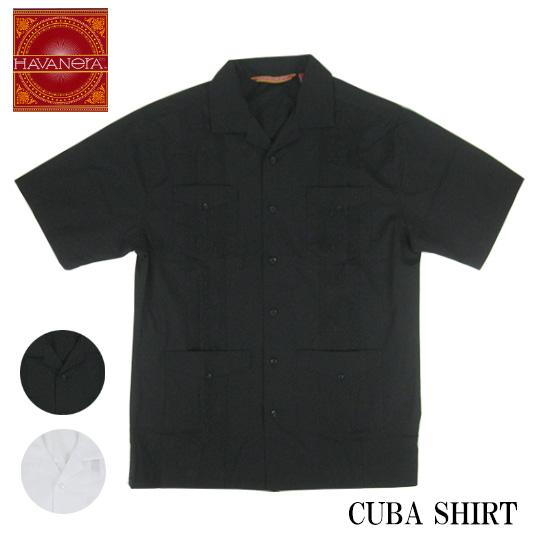 hHAVANERA キューバシャツ