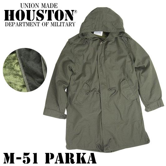 HOUSTON M-51 モッズコート