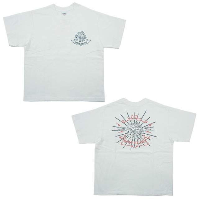 アイアンハート Tシャツ