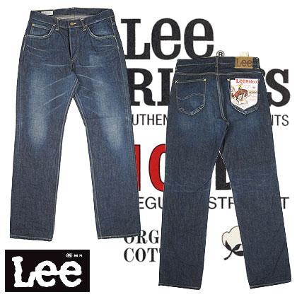 Lee101 ボタンフライ