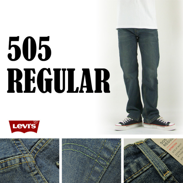 リーバイス 505