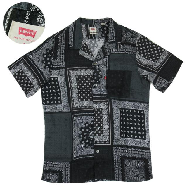 リーバイス 半袖シャツ