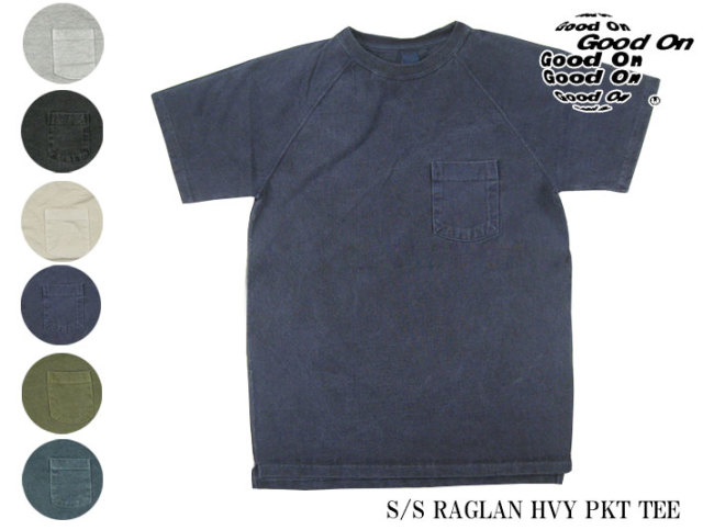 GoodOn ラグランTシャツ