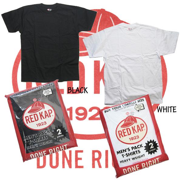 レッドキャップ 2パック Tシャツ