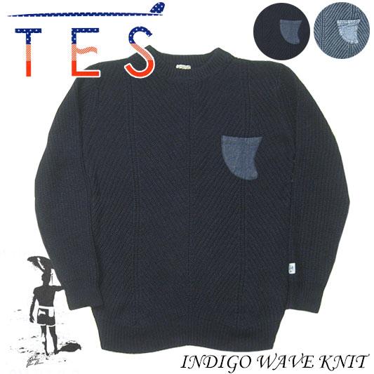 TES ニット セーター