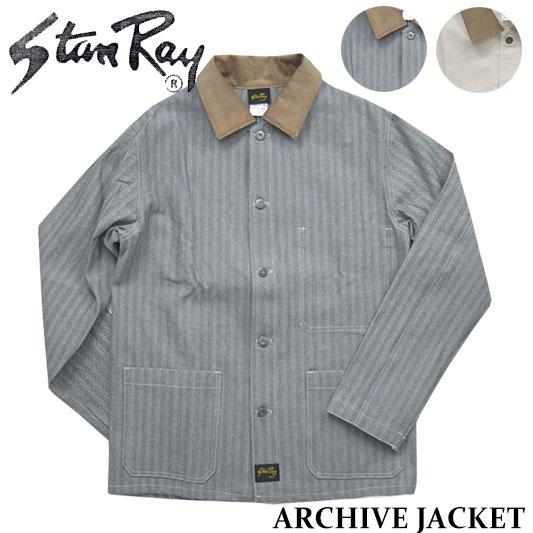 スタンレイ アーカイブジャケット カバーオール