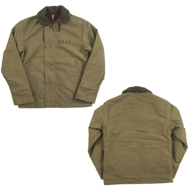 Alpha N-1 デッキジャケット