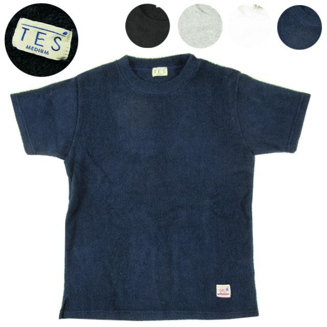 TES BUHI パイル Tシャツ