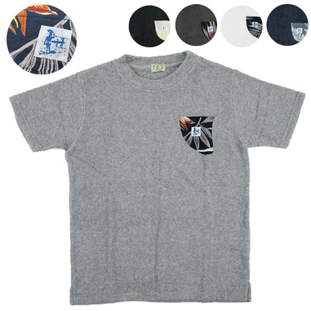 TES パイル Tシャツ