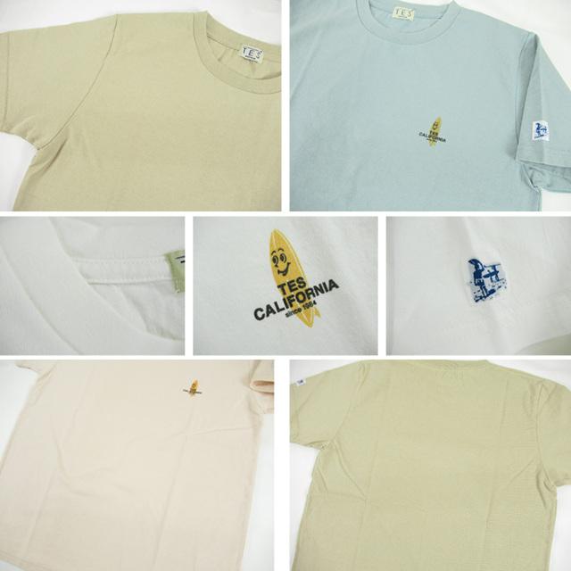 TESサーフTシャツ