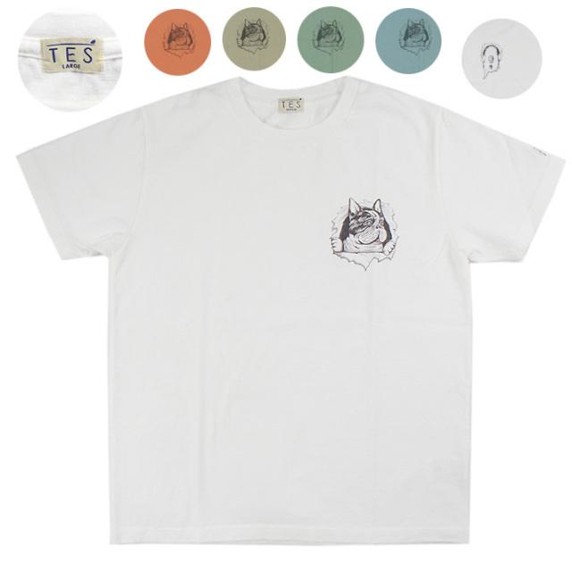 TES エンドレスサマー BUHI Tシャツ RIPPER BUHI TEE  FH-9574311 【半袖Tシャツ】 【メール便可】 -JOE-