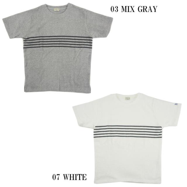 TES パイル生地 Tシャツ