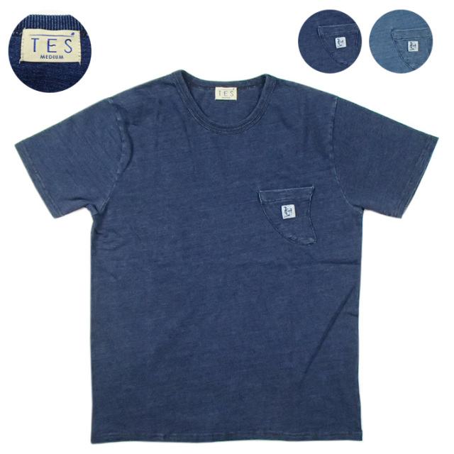 TES フィンポケット Tシャツ